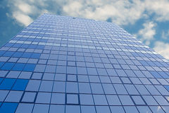 Windows de buliding moderno Fotografia de Stock Royalty Free