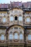 Windows de fort de Mehrangarh, Ràjasthàn, Jodhpur, Inde Photo stock