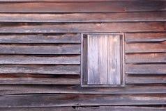 Windows de la casa vieja Fotografía de archivo
