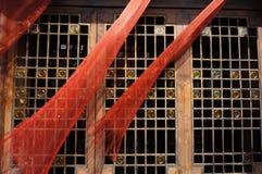 Windows de madera Foto de archivo libre de regalías