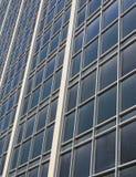 Windows de um arranha-céus Imagem de Stock Royalty Free