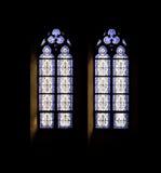 Windows decorato Immagini Stock Libere da Diritti