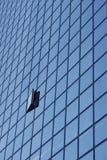 Windows del rascacielos Imagenes de archivo