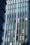 Windows dell'ufficio Fotografia Stock Libera da Diritti