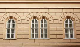Windows design Royalty Free Stock Image