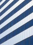 Windows do edifício Foto de Stock