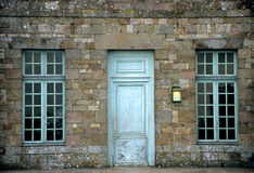 Windows and door Royalty Free Stock Photos