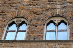 The Windows. And door design stock photography