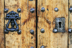 Windows and doors Royalty Free Stock Images