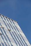 Windows dos prédios de escritórios imagem de stock