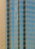 Windows dos prédios de escritórios Imagem de Stock Royalty Free