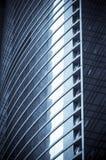 Windows dos prédios de escritórios Imagens de Stock