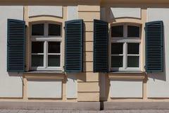 Windows e porte Fotografie Stock