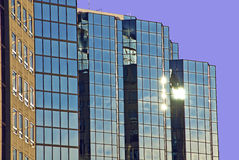 WINDOWS E RIFLESSIONI Fotografia Stock Libera da Diritti