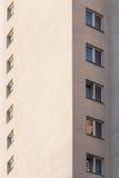 Windows eines modernen Gebäudes Stockbilder