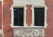 Windows em Bytom. Fotografia de Stock Royalty Free