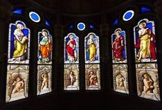 Windows en el castillo de Blois Fotografía de archivo libre de regalías