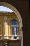Windows en Roma Imagenes de archivo