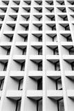 Windows en un edificio alto Imagenes de archivo