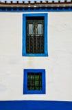 Windows - färg Arkivbilder