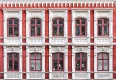 Windows Facade Stock Photography