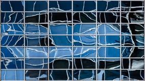Windows freddo Immagini Stock