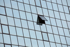 Windows Glass Building Royalty Free Stock Photography