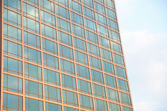 Windows glass urban office Royalty Free Stock Photos