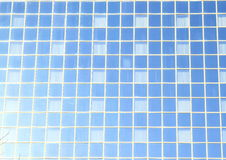 Windows in glass wall Stock Image