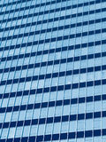 Windows in a high rise. Windows on a high rise in chicago stock image