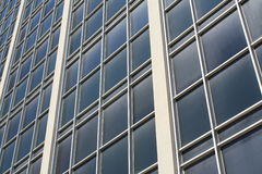Windows of a High-rise Royalty Free Stock Photo