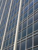Windows  of a High-rise Royalty Free Stock Image