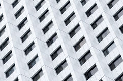 The windows of high-rise building Stock Photos