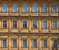 Windows-Hintergrund Lizenzfreies Stockbild