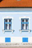 Windows of house Royalty Free Stock Photo