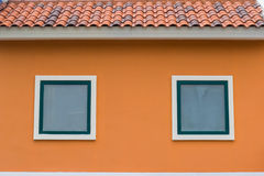 Windows on the house Stock Photography