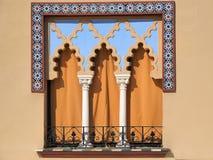 Windows i Cordoba Royaltyfri Foto
