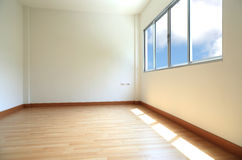 Windows inside room Royalty Free Stock Photos