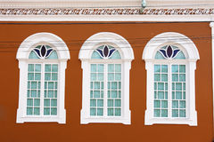 Windows in Itu Sao Paulo Brazil Stock Image