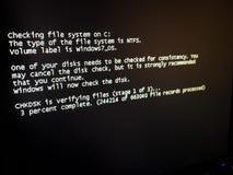 Windows-Kontrollscheibe lizenzfreies stockfoto