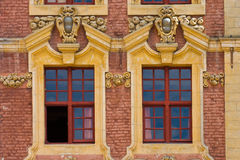 Windows in Lille, France Stock Photos