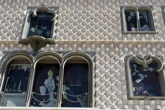 Windows of Lisbon Royalty Free Stock Photo