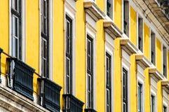 Windows of Lisbon Royalty Free Stock Photos