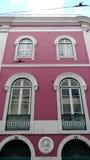 Windows, Lisbon, Portugal Stock Photos