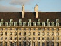 Windows a Londra Fotografie Stock