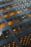 Windows of Manhattan. Stock Photos