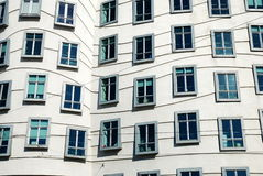 Windows of modern building Stock Photo