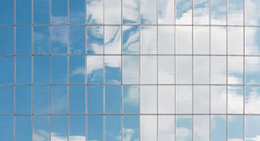 Windows of modern building Royalty Free Stock Photography