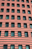 Windows of Modern Building Stock Photography