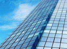 Windows of a modern building Stock Photo